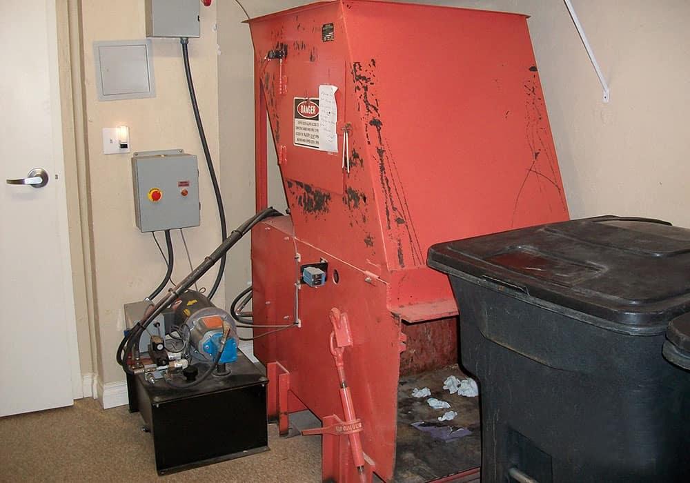 Local Trash Compactor Repair Company