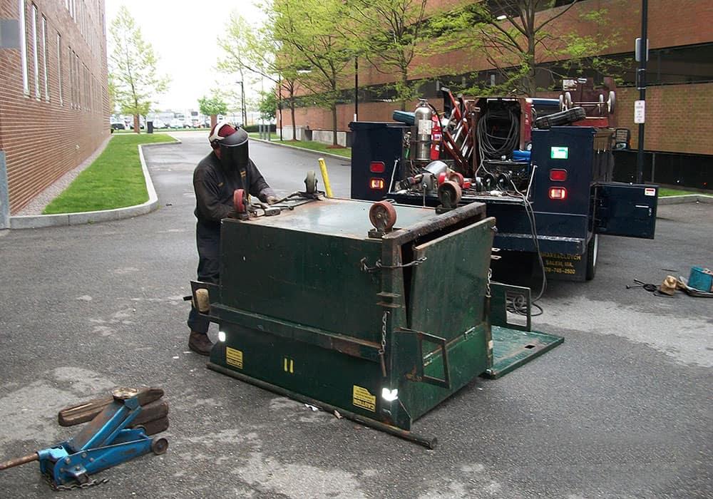 Trash Container Repairs